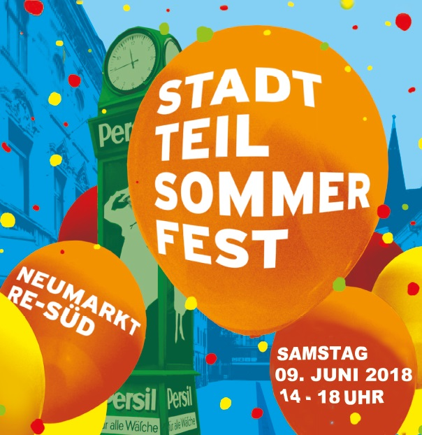 Stadtteilsommerfest in Recklinghausen-Süd