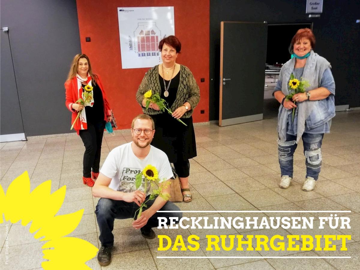 Recklinghausen für das Ruhrgebiet