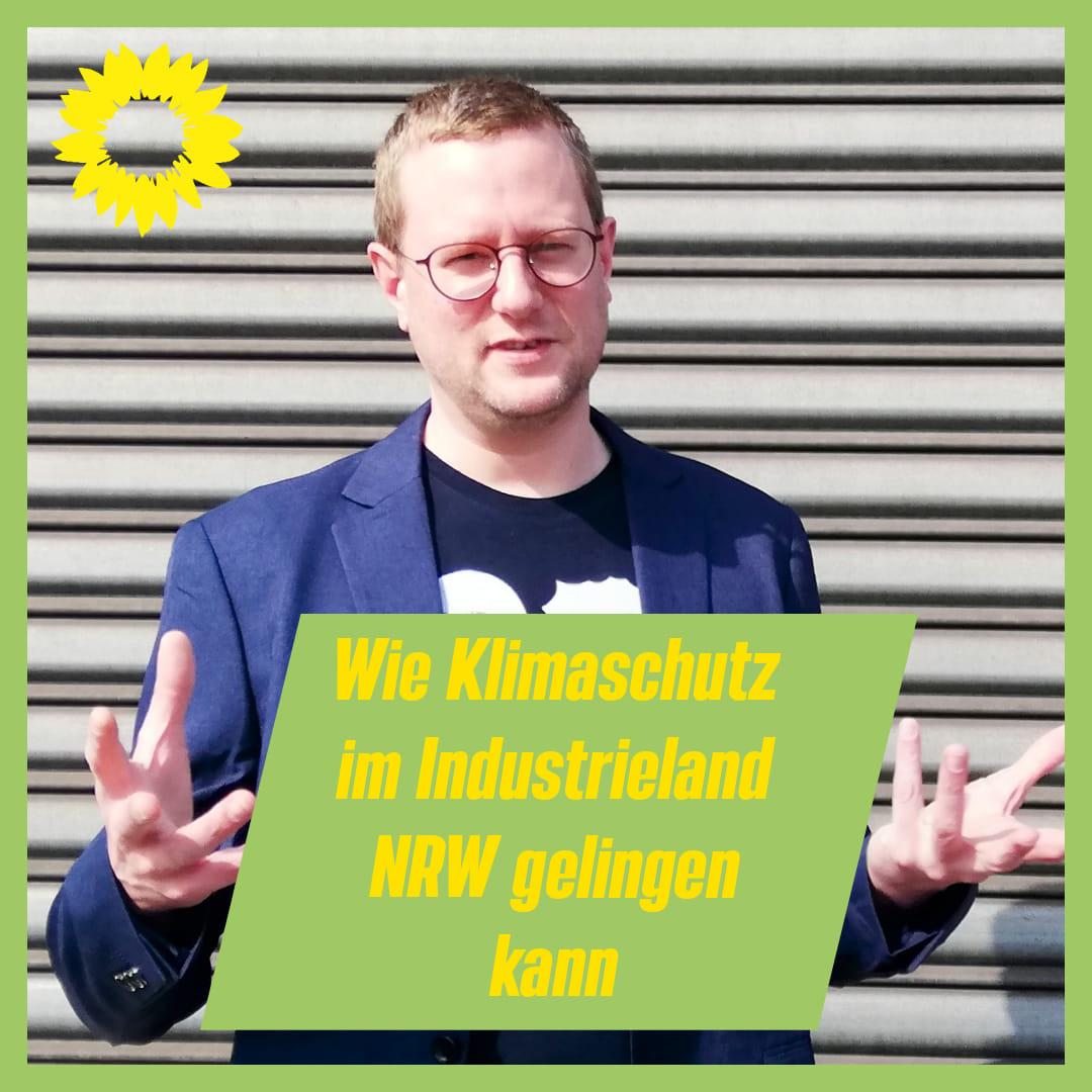 Wie Klimaschutz im Industrieland NRW gelingen kann