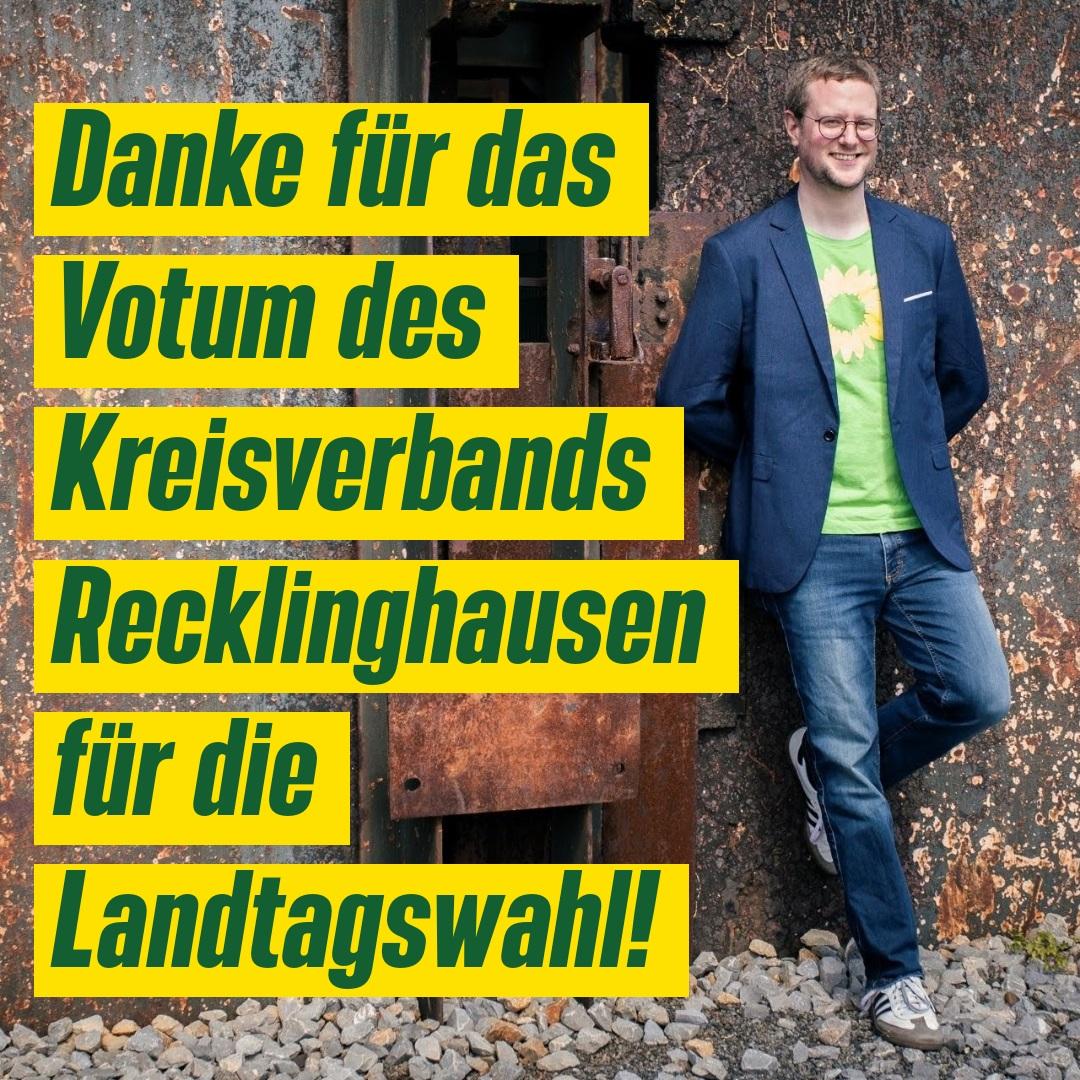 Kreis-Votum für die Landtagswahl